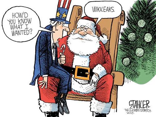 Santa-wikileaks