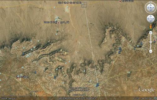 Maps-libye