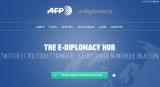 Influence, médias sociaux et diplomatie: l'AFP innove avec The E-DiplomacyHub