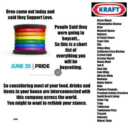 Oreo-boycott