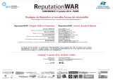 #ReputationWar, demandez le programme !