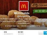 Hacking du Twitter de Burger King : un mauvais présage?