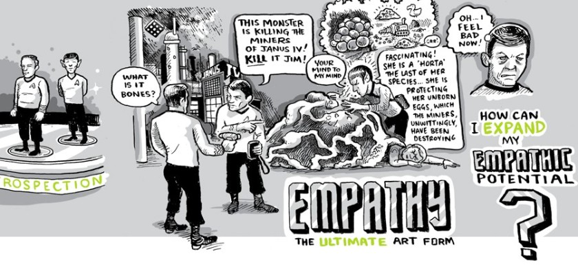Empathie - Star Trek